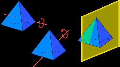 Тетраедър симетрия